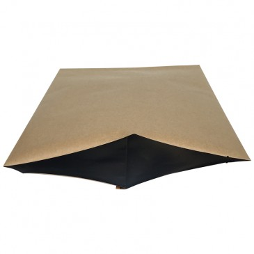 Coffee Mailer Kraft Paper with Valve