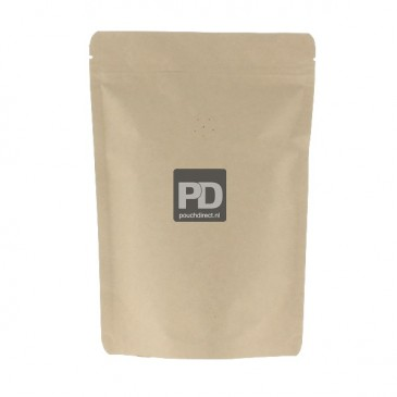 Coffee Pouch Kraft paper