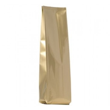 Side Gusset Pouch Matt Gold