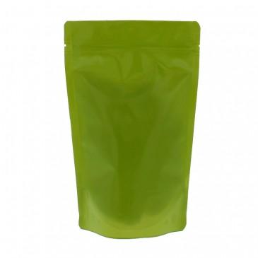 Des sachets debout recyclables à 100% - Sans aluminium (logo de recyclage 4)